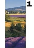 deurposter natuur lavendel