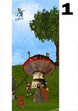 deurposter sprookjes collectie