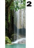 deurposter waterval